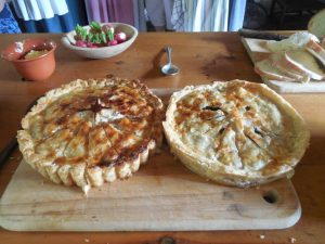 Cold Meat Pies