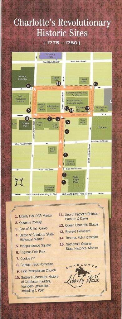LIberty Walk Map scanned